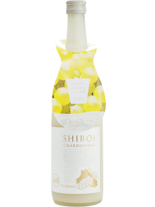 KAWAII SHIROI 白葡萄奶酒 720ml