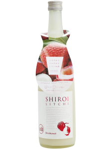 KAWAII SHIROI 荔枝奶酒 720ml